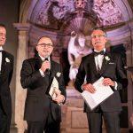 Villa Donatello riceve la Medaglia della solidarietà ANT 2016