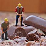 L'amore per la cioccolata e il patrimonio genetico