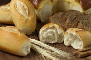 varie tipologie di pane
