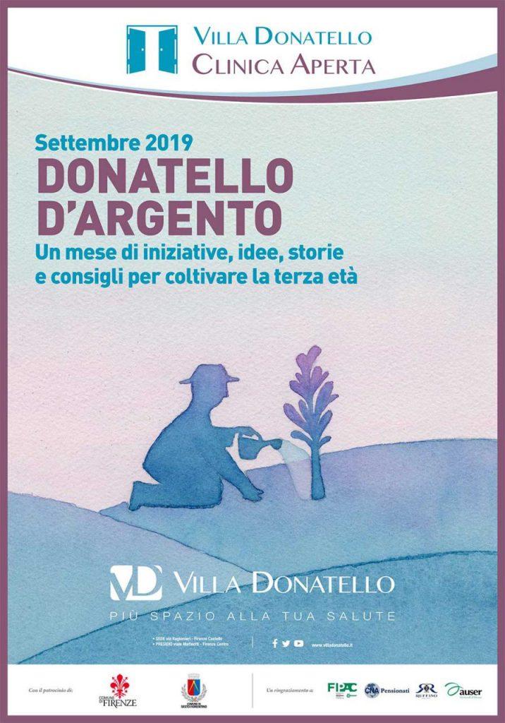 Il manifesto di Donatello D'Argento