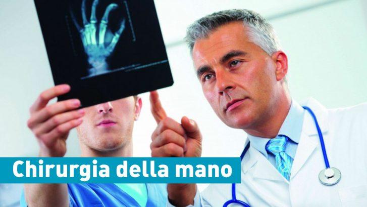 chirurgia della mano casa di cura villa donatello firenze