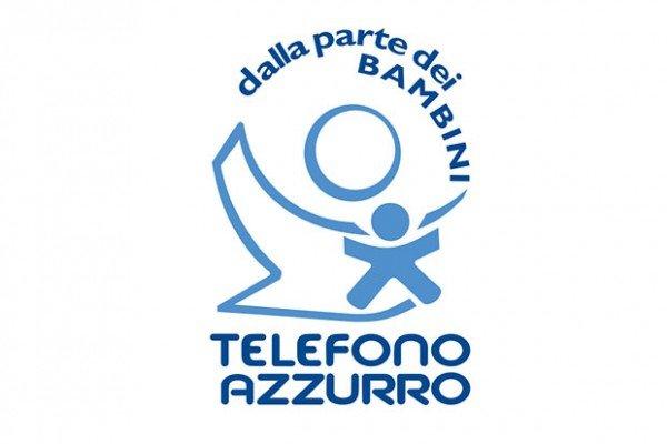 il logo del Telefono Azzurro
