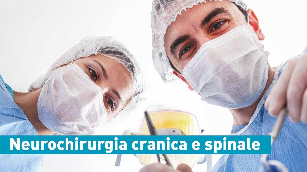 Nurochirurgia cranica e spinale casa di cura villa donatello firenze