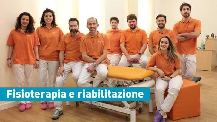 fisioterapia e riabilitazione casa di cura villa donatello firenze